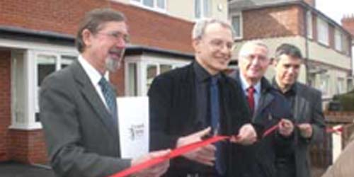 New properties and homes handed over in new areas. 846 units
