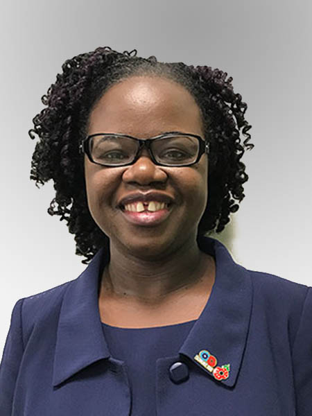 Hilda Kaponda - Chair of Audit Committee