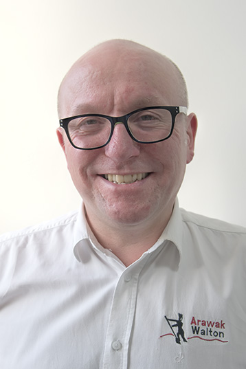 Chris Page - Operations Director