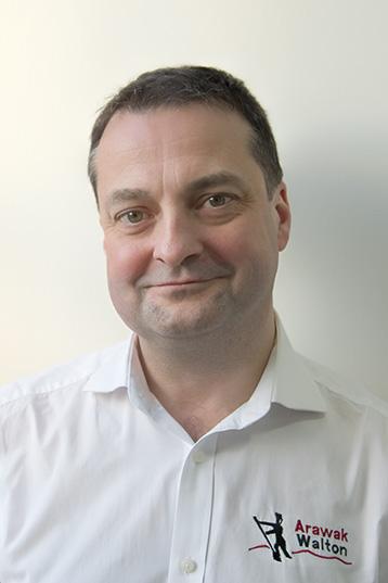 Darren Watmough - Finance Director