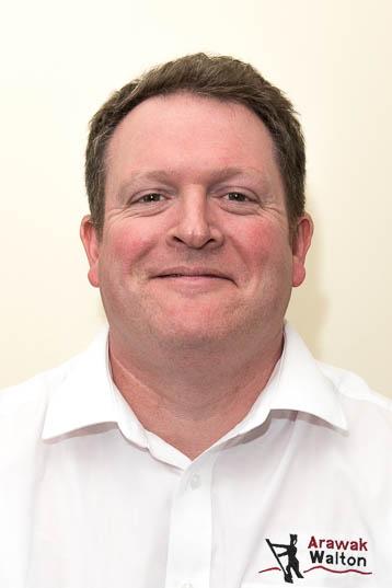 Paul Cooper - Finance Director