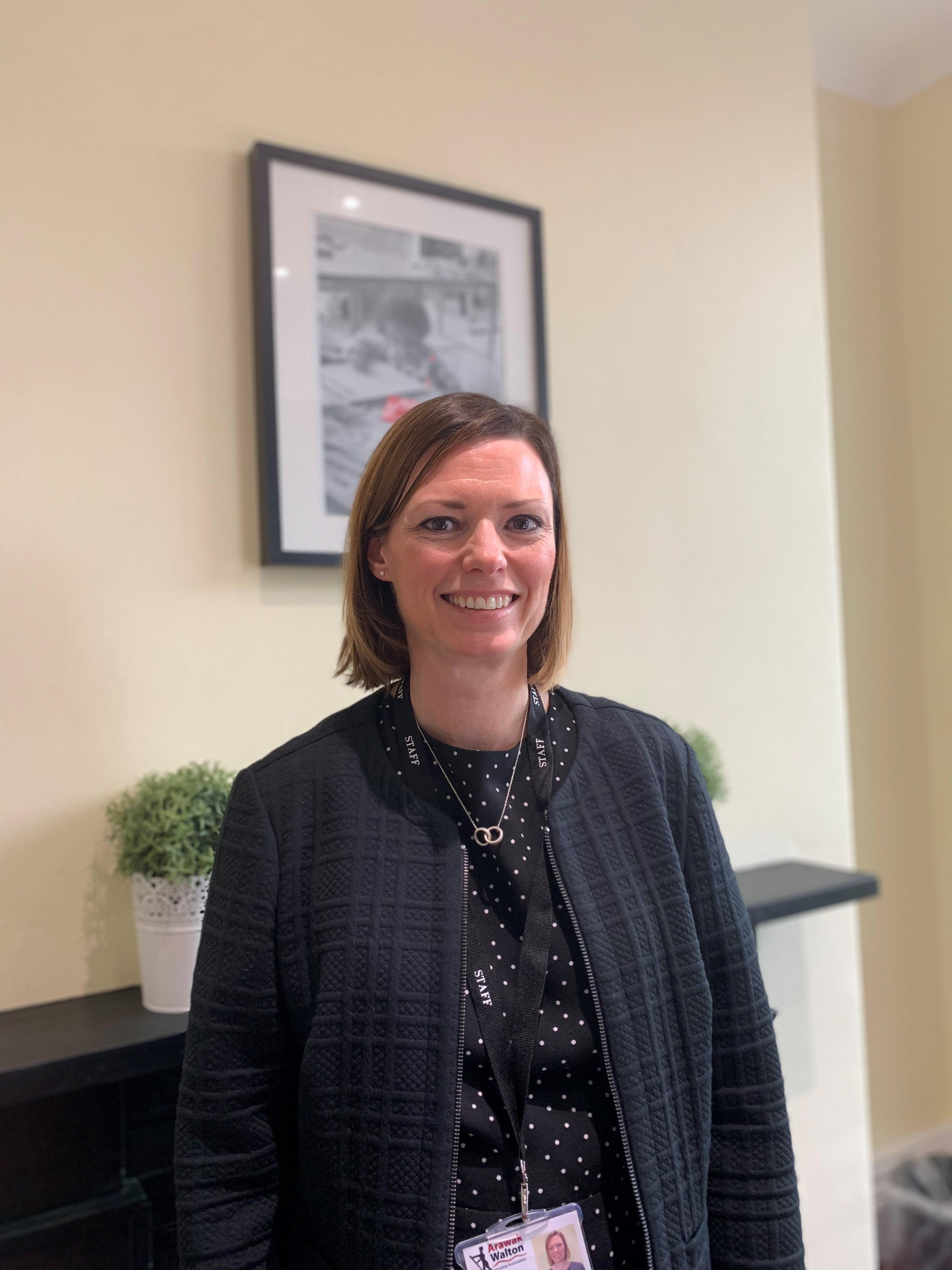 Amanda Harris - Finance Director